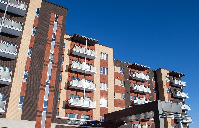 Coopération d'habitation Boucherville
