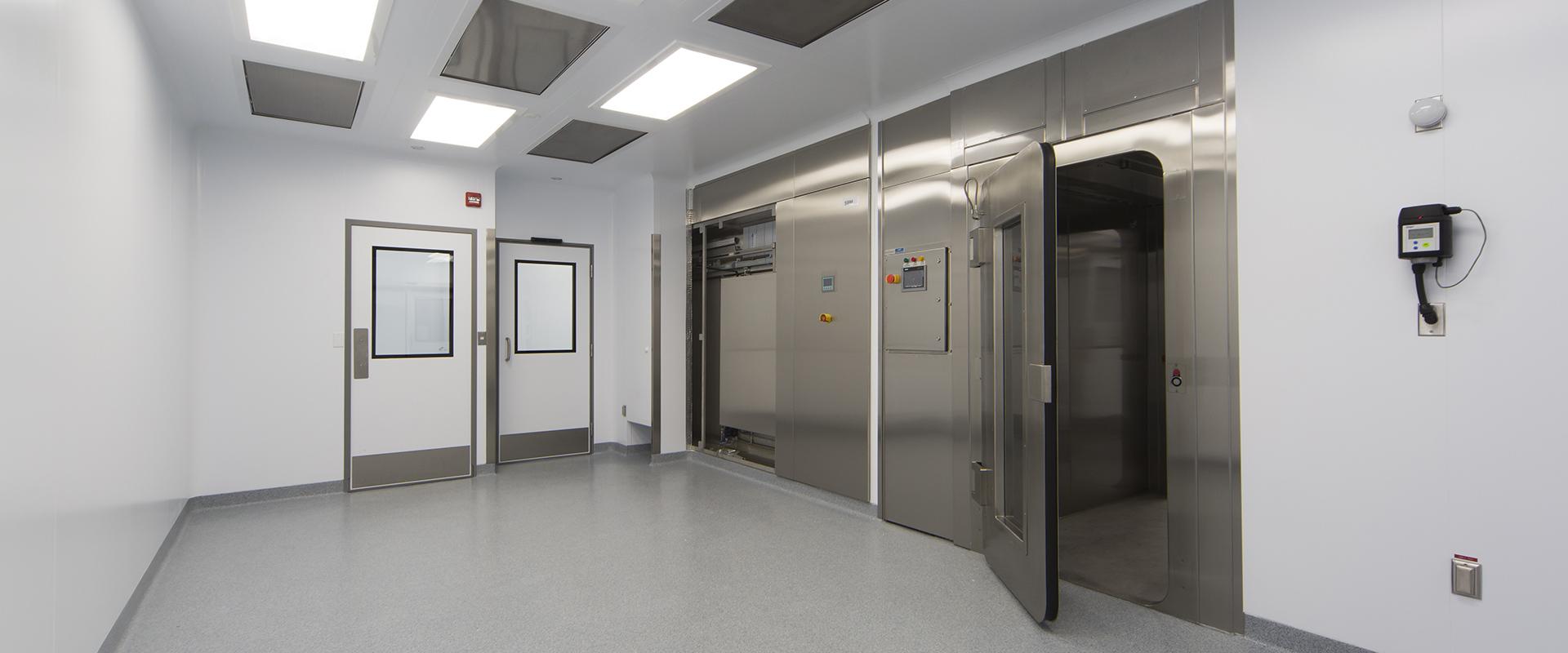 Laboratoire Omega par Groupe Geyser
