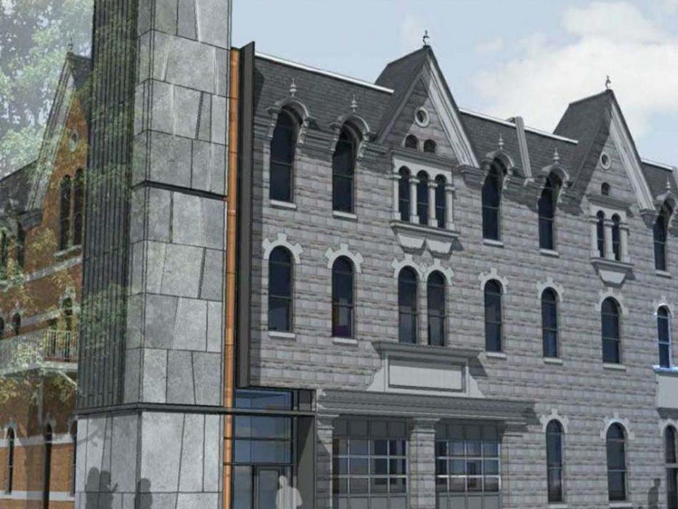 Rénovation majeure Caserne No. 26