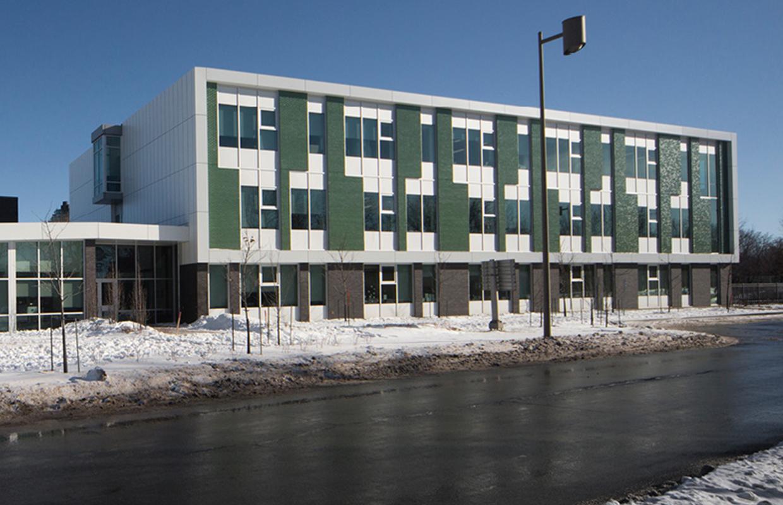Des Marguerite elementary school