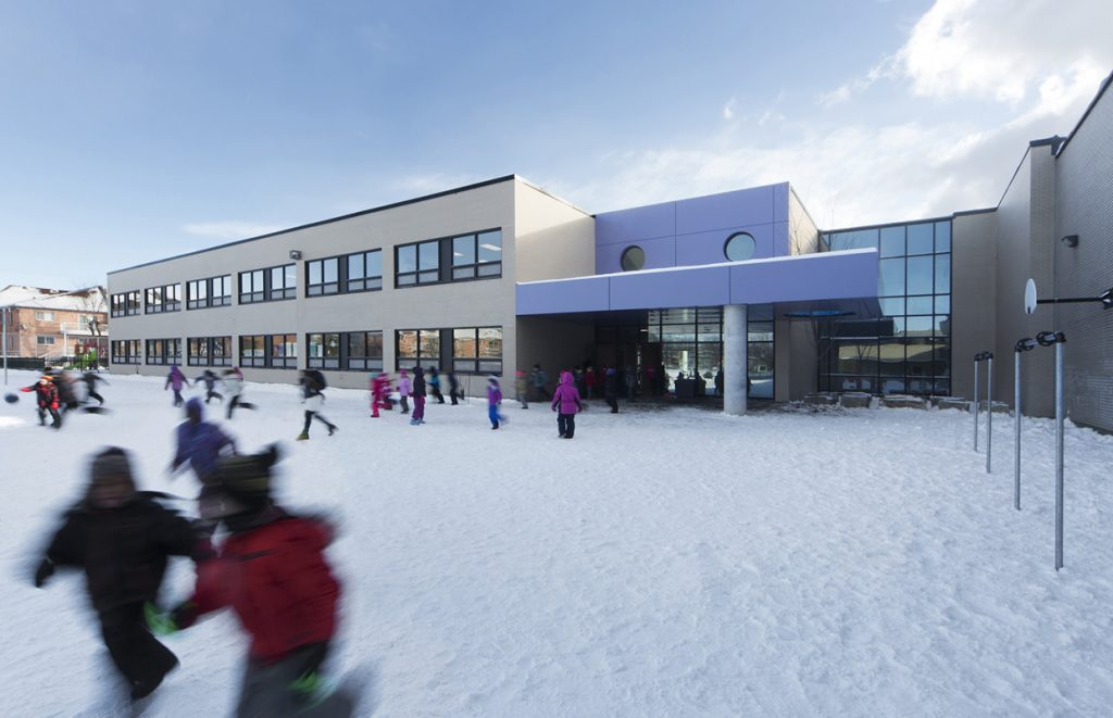 École Laurendeau-Dunton