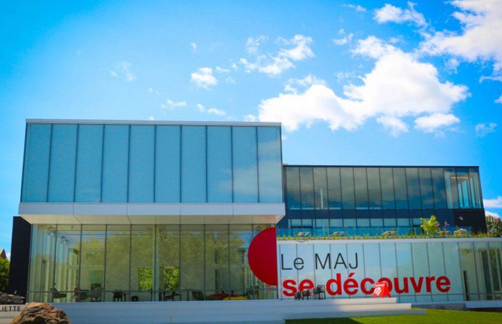 Musée d'art de Joliette - Groupe Geyser