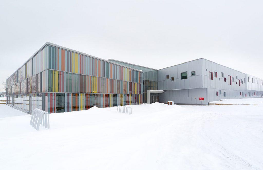Construction d'un nouvel institut d'hôtellerie dans l'arrondissement de Saint-Hubert