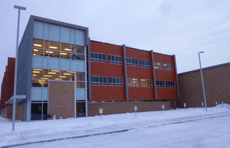 C.S. Rivière-du-Nord, Mirabel-en-Haut school
