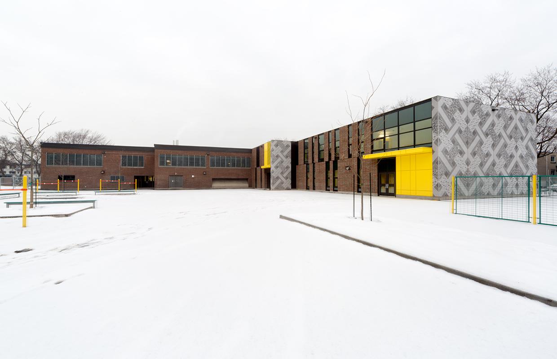 Saint-Francois-d'Assise School